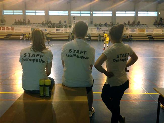 Pôle Médical Association Française de Futsal