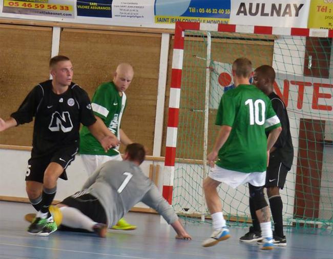 Team CEntre - Piegosh Futsal AFF Futsal