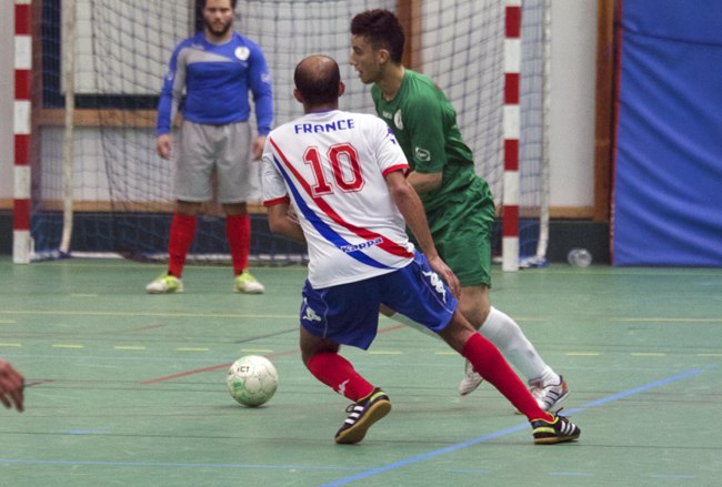 selection futsal france AFF