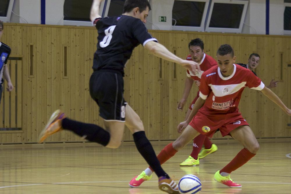 USR Futsal - Torpedo Moscou, le plus beau match du jour