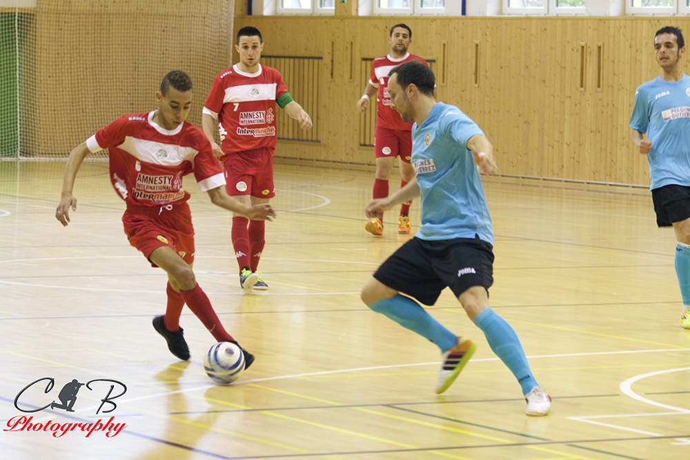 USR Futsal - CF Esplais