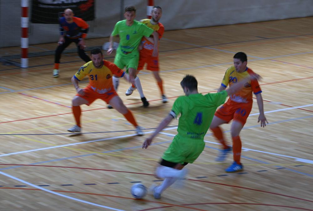 Maxim Bykov (4) - Best Player UEFS Futsal Cup 2015