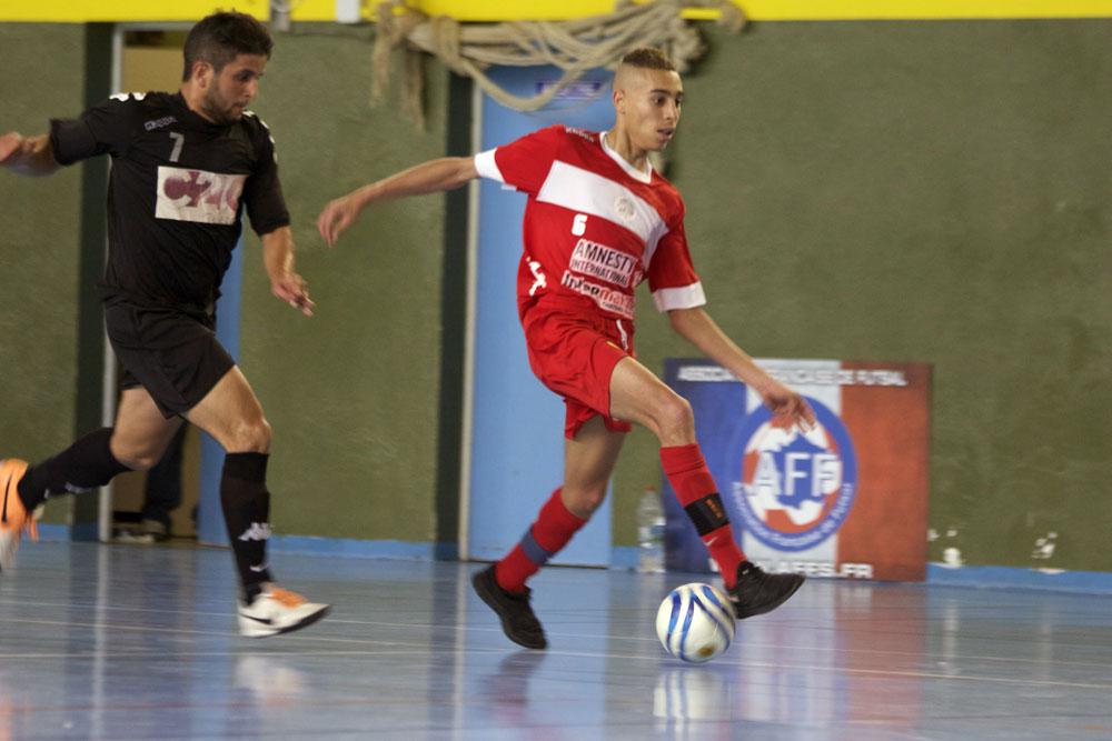 Le choc USR Futsal - Vauvert Futsal pour clore la première journée