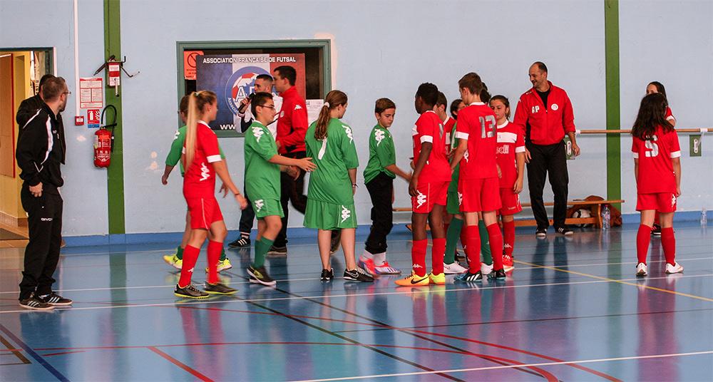 Le Fair-play une des valeurs essentielles de l'Académy Futsal France