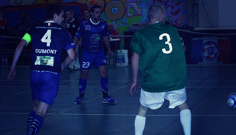 Futsal France KLF J4 ressserement
