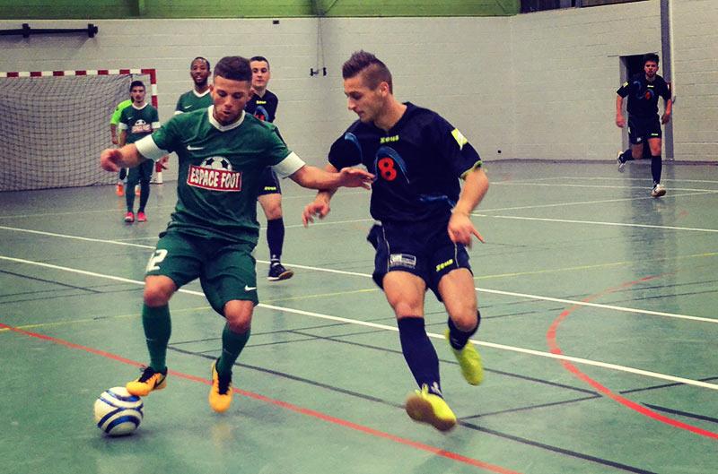 Futsal France KLF J4