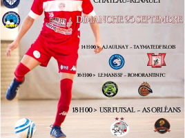 kappa ligue futsal j1