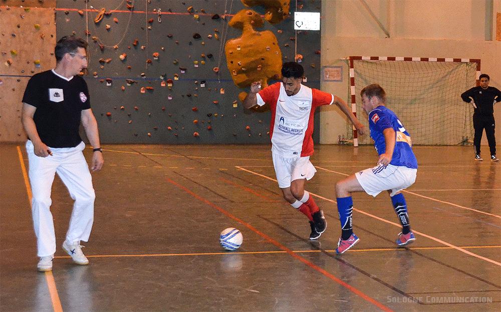 KLF - J1 : USR Futsal déjà devant