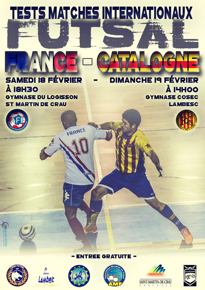 face-france-futsal-aff-amf-catalogne