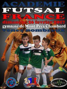 Academy Futsal France - J6