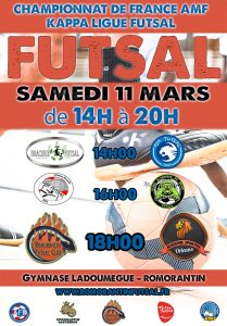 affiche-KLF-J11-futsal-romorantin