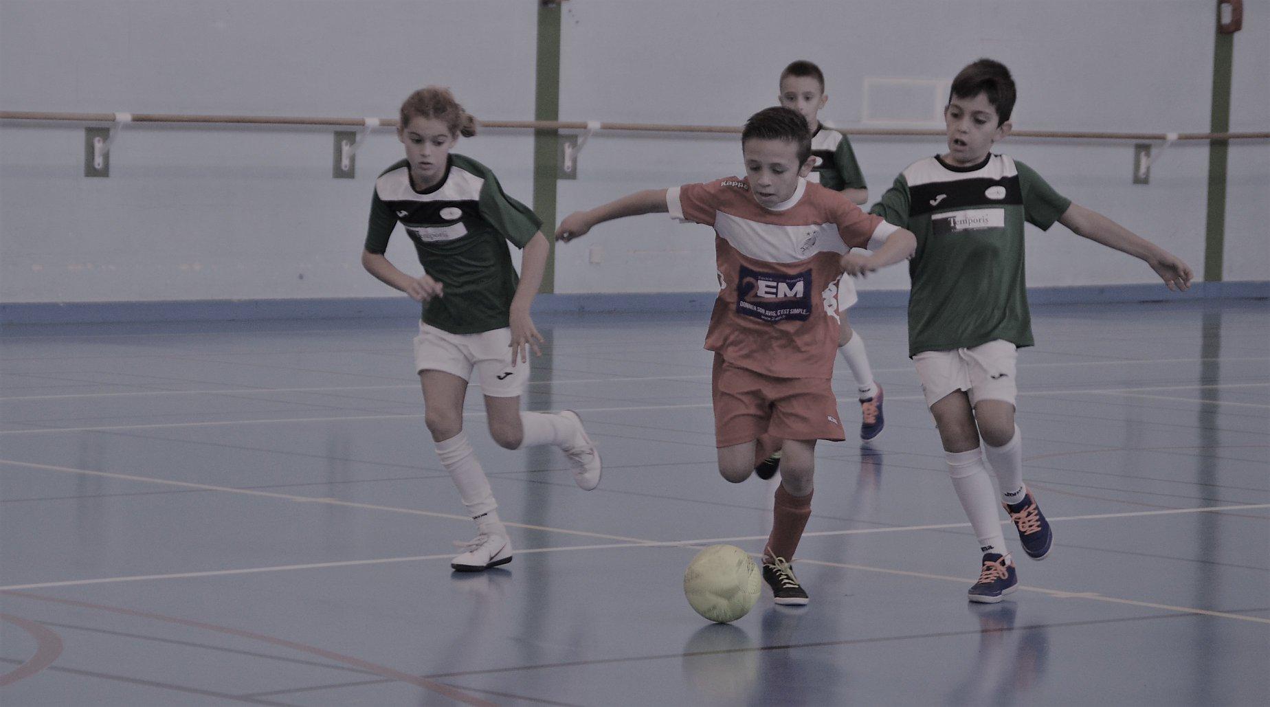 academy futsal france j1 2018 U11