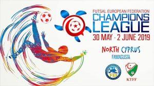 fef champions league men 2019