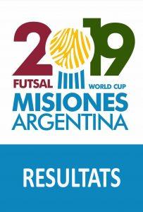 Résultats Mondial AMF 2019