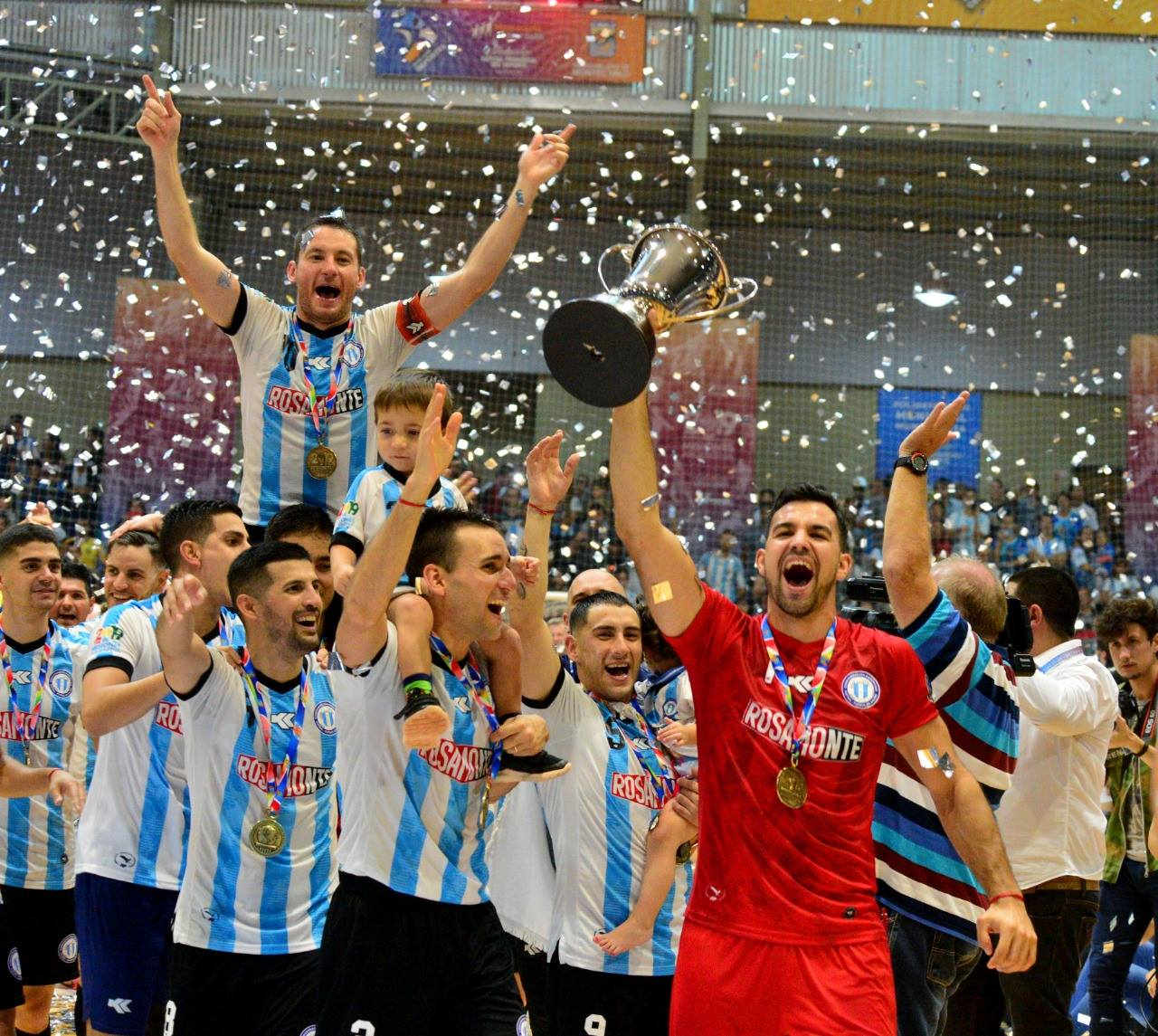victoire argentine