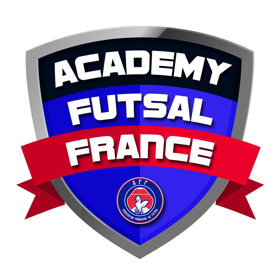 logo academy futsal france aff 2020