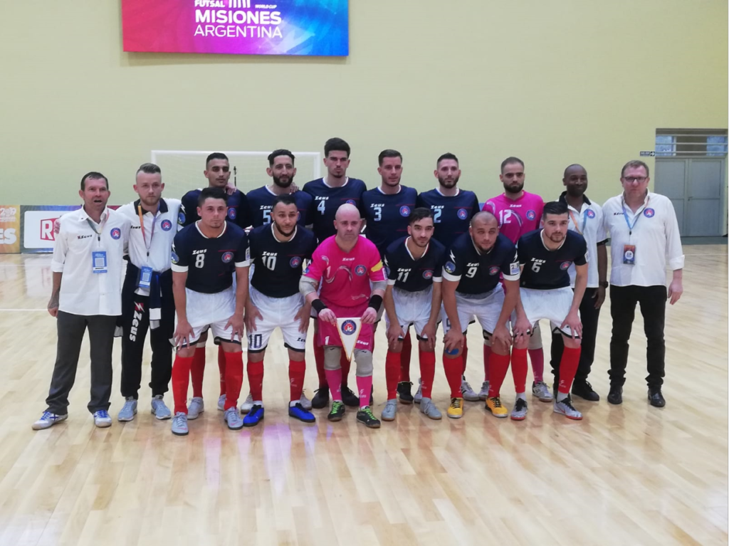 selection nationale aff futsal homme