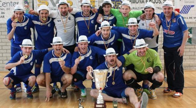 chemcomex prague UEFS Futsal Champion Cup