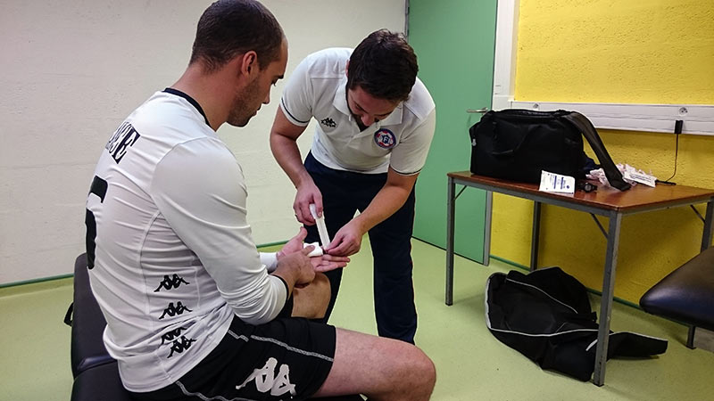 pole medical futsal france aff
