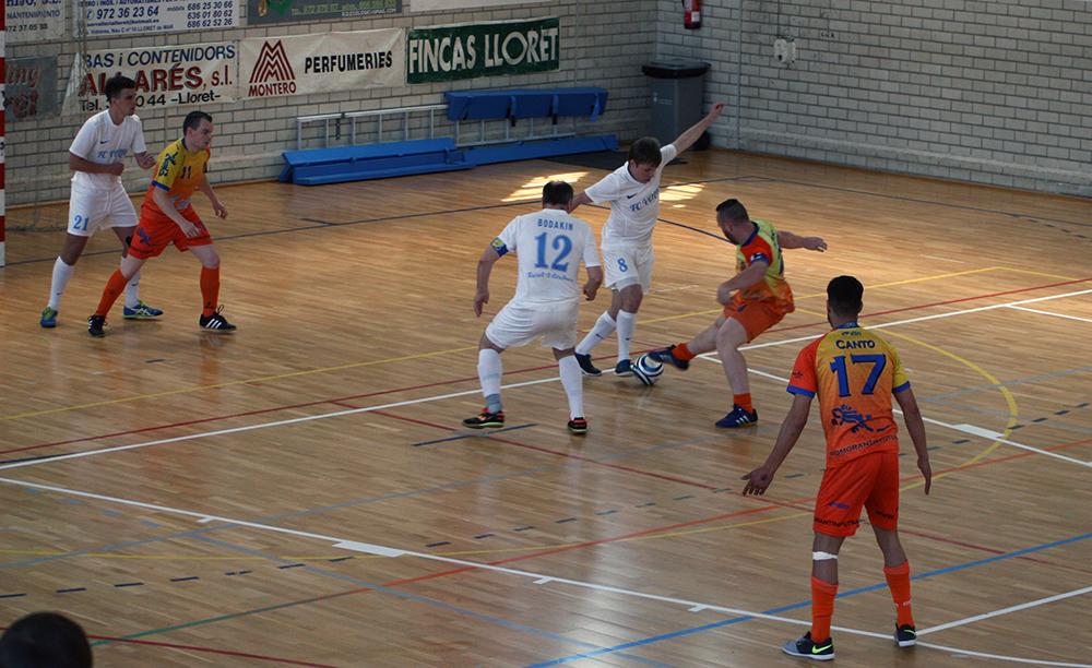 Romorantin Futsal Club - St-Petersbourg Volna