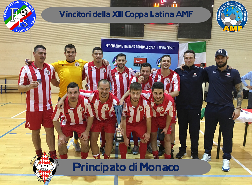 monaco-futsal-team