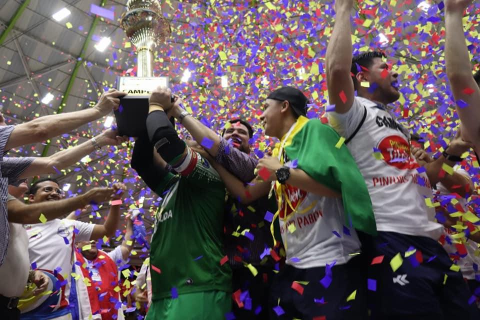 paraguay champion du monde C20