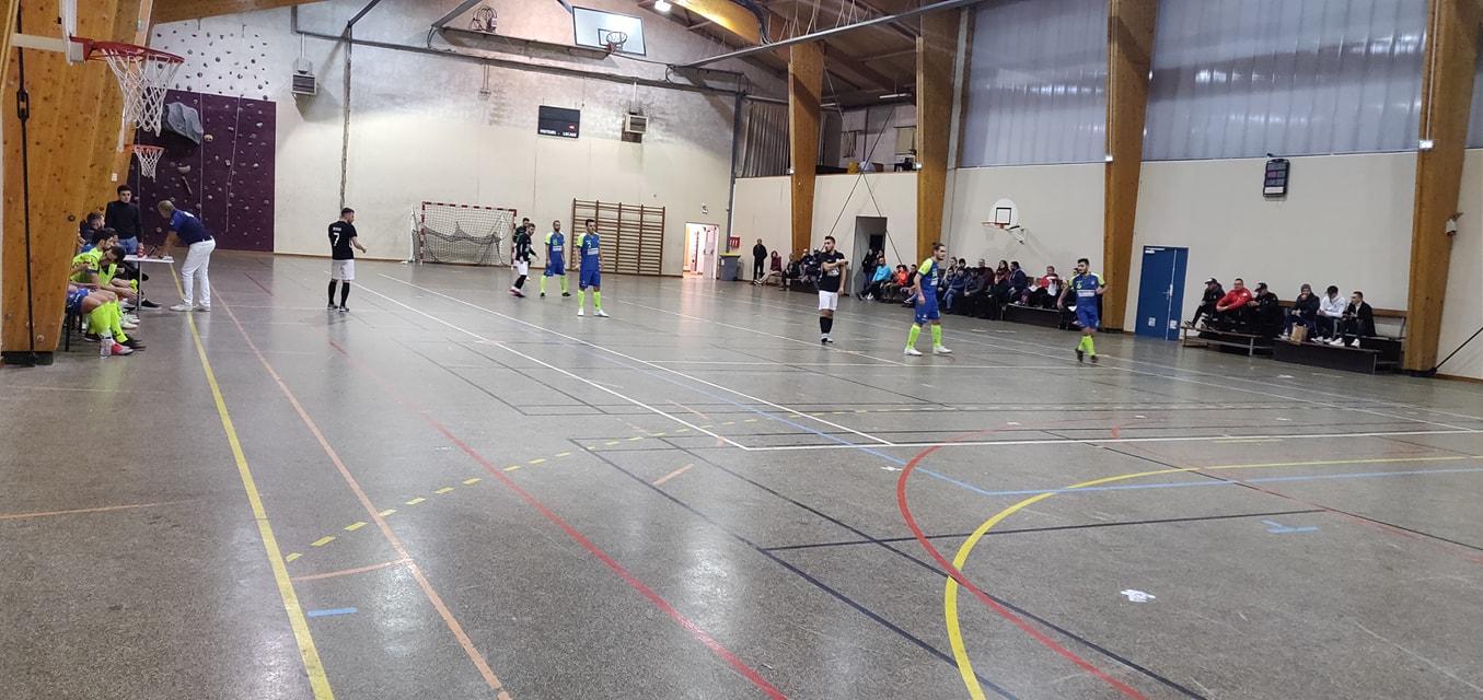 ligue nationale futsal sud 2